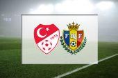 A Milliler Maldova'yı Eskişehir'de 3-1 yendi