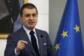 AB Bakanı Çelik İngiltere'deki saldırıyı lanetledi