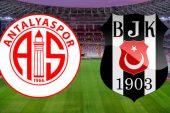 Beşiktaş ligde puan farkı fırsatını değerlendiremedi