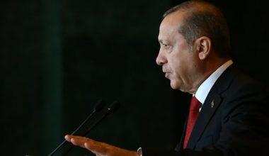Erdoğan: Rotterdam ile artık kardeş şehir değiliz