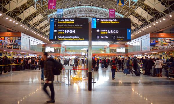 Rus turist sayısında büyük artış