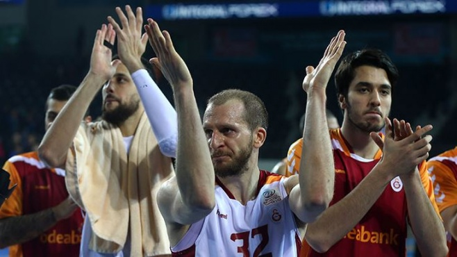 Galatasaray'dan tarihi zafer