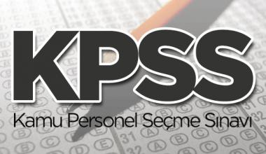 KPSS 2017 ücretleri güncellendi
