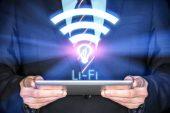 Wi-Fi'den kat kat hızlı Li-Fi güncellendi