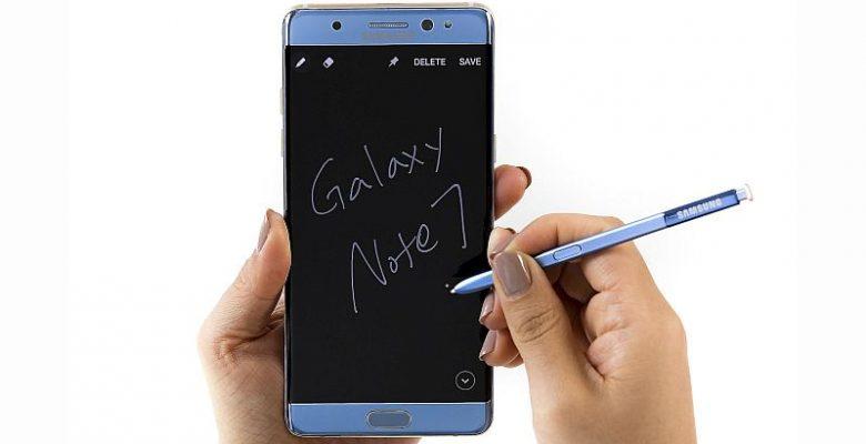 Samsung Note 7'yi tekrardan satacak