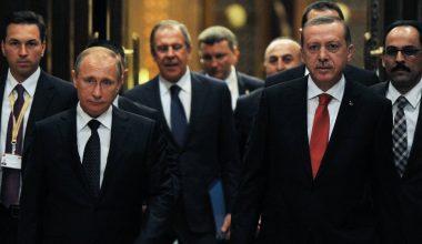Rus Vekil Erdoğan ile ilgili açıklamalarda bulundu
