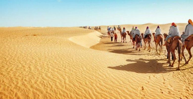Sahra Çölü öncesinde çöl değildi araştırması