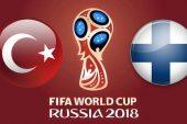 Türkiye ile Finlandiya 24 Mart'ta karşılaşacak