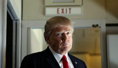 Trump'ın yeni göçmen yasasına tepki yok
