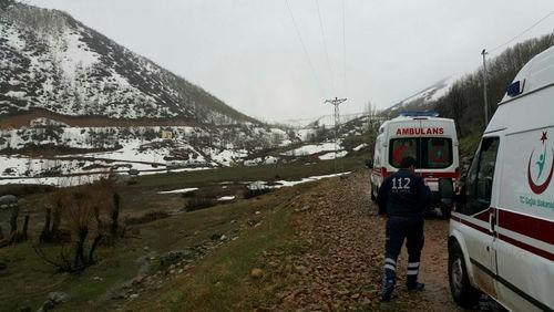 Tunceli'de helikopter kazası sonucu 12 kişi şehit oldu