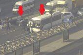 Son dakika: İstanbul trafiği kabusa döndü!