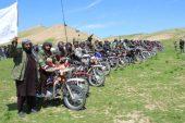 Afganistan'da 200 Taliban beyaz bayrak çekti