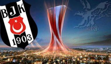 UEFA Beşiktaş ile Lyon kararını açıkladı