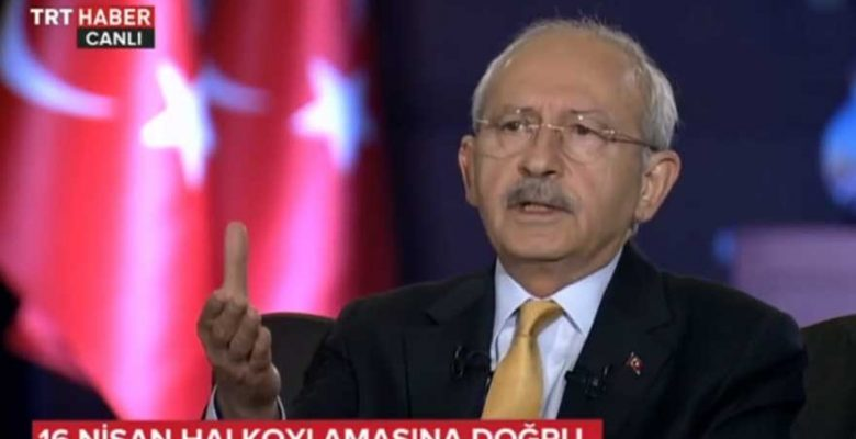 Kılıçdaroğlu: Vekil sayısı artınca meclis güçlenmez