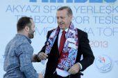 Erdoğan Trabzon'da referandum öncesi konuştu
