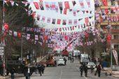 Erdoğan'ın Diyarbakır mitingi başladı
