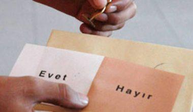 Yurt dışı oylamasında şaşırtan rakamlar