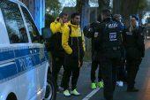 Dortmund otobüsüne yakın noktada patlama