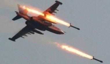 TSK Kuzen Irak'a hava taaruzu gerçekleştirdi!