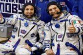 Üç Adam Ekibi Uzaya Çıktı