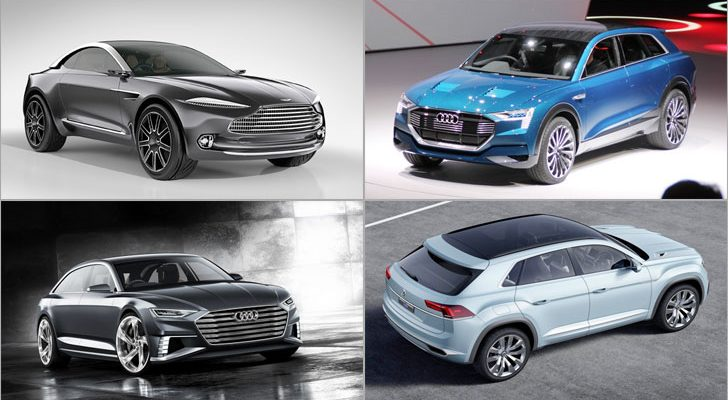 Geniş Tasarım Araba Modelleri