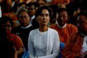Myanmar liderinden açıklama geldi