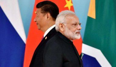 Çin devlet medyasından Hint politika yapıcıları için güçlü mesaj