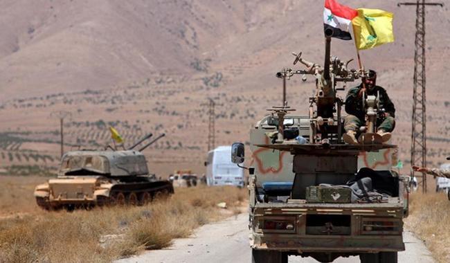 Hizbullah Suriye zaferi ilan etti, Rusya ülkenin çoğunu geri kazandığını söyledi