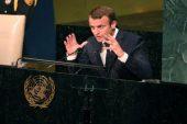 BM'nin Fransa'daki Macronu İran'ı, iklim anlaşmalarını savunuyor