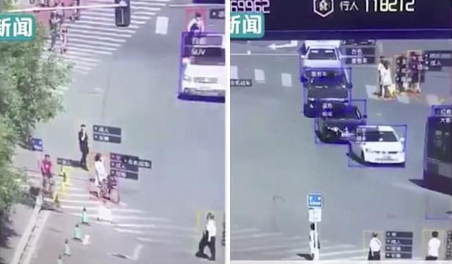 Yapay zeka ile CCTV kameralar