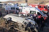 5 işçi ağır yaralandı