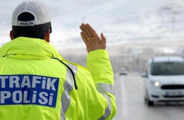 Bir gecede 18 bin 762 trafik cezası kesildi