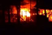 Maltepe'de patlama meydana geldi