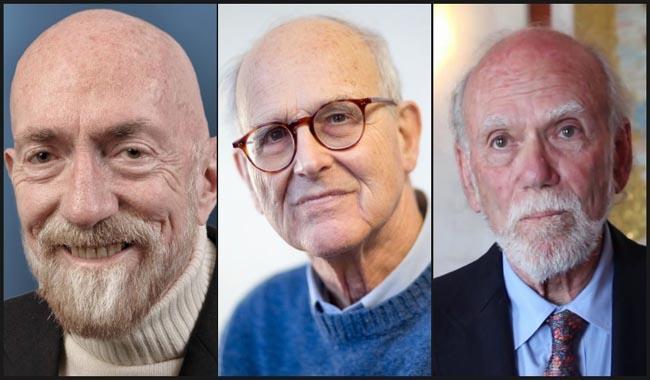 Yerçekimi dalgası bilim adamları 2017 Nobel Fizik Ödülünü kazandı