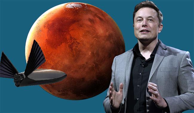 İnsanlar şimdi Mars'ı devralacak, Musk'un yeni stratejisi ortaya çıktı
