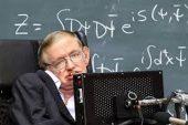 Stephen Hawking'in Doktora tez çalışması, ücretsiz indirmek için çevrimiçi olarak başvurdu