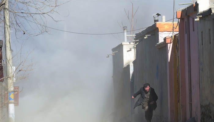 Kabil'de Patlama 40 Ölü Var…