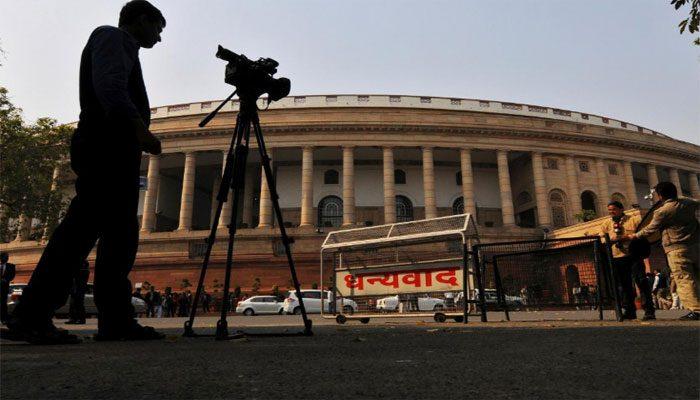 Hindistan parlamentosu anlık boşanmayı suçlayan kanun tasarısını destekliyor
