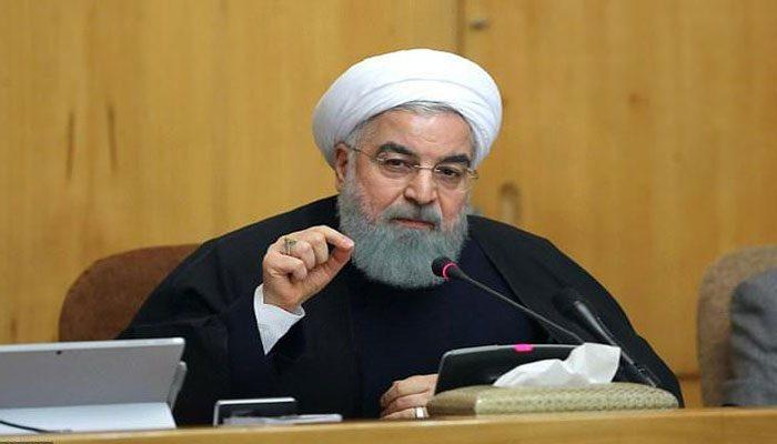 İran'ın Başkanı Rouhani Şiddeti Reddetti