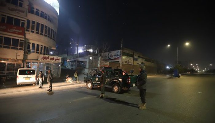 Taliban'ın Kabil otelinde düzenlediği saldırıda öldü