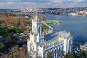 Erdoğan, 7 Ocak'ta İstanbul'daki tarihi Bulgar Kilisesini yeniden açacak