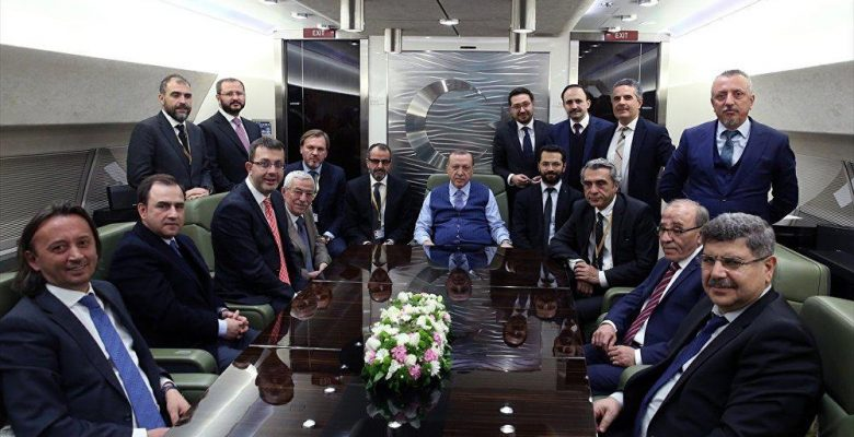 Cumhurbaşkanı Erdoğan, ABD'nin Gülen'in arkasında olduğunu açıkça söylüyor
