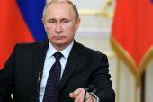 """Başkan Putin, listede yer almadığı için """"üzgün"""" olduğunu söyledi."""