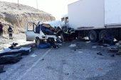 Van'da Büyük Kaza 8 Ölü