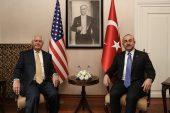 Tillerson, Türkiye'ye verilen Manbij sözlerini 'üzerinde çalışacak' diyor