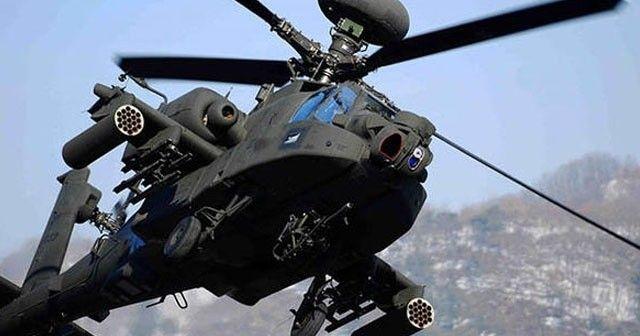Fransa'da 2 askeri eğitim helikopteri çarpıştı: 5 ölü