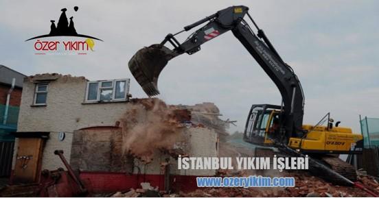 Bina yıkım ve Hafriyat İşleri