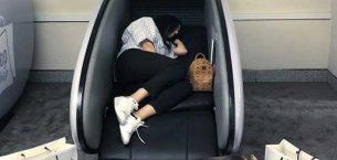 Dubai Alışveriş Merkezi'nde alışveriş yapanlar artık orada da uyuyabilir
