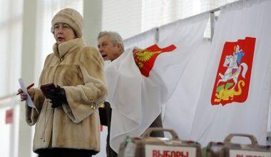 Putin, 4. dönem başkan olarak Rusya'nın sandık başına gidiyor