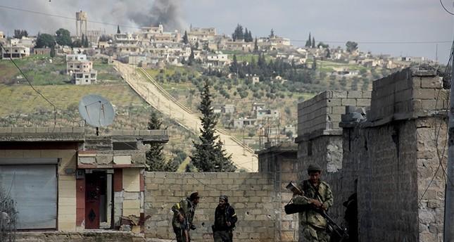 Afrin Harekatında Etkisiz Hale Getirilen Terörist Sayısı 2612 Oldu